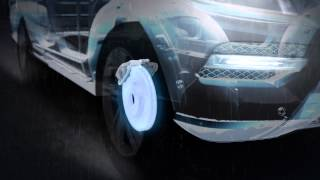 Adaptive Braking Technology And Hill-Start Assist -- Mercedes-Benz