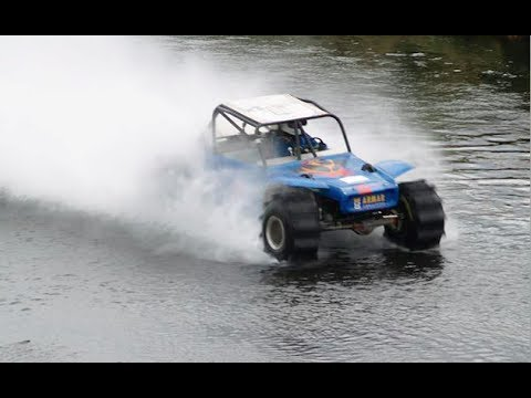 hydroplaning 1600hp
