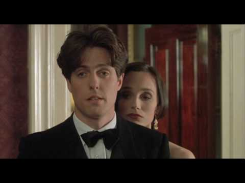 Unrequited Love (Four Weddings and a Funeral, 1994)