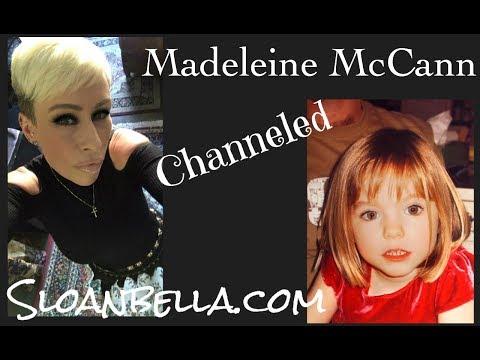 Madeline McCann Channeled