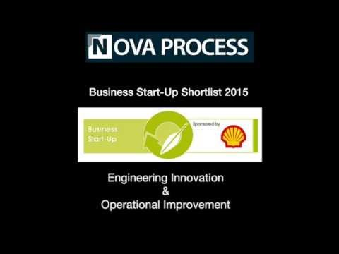 IChemE Global Awards 2015 - 'Advancing process knowledge management', Nova Process Ltd, UK