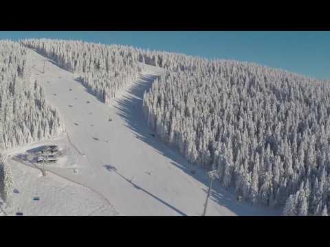 Báječné sněhové podmínky ve SkiResortu Černá Hora - Pec - ©SkiResort ČERNÁ HORA - PEC