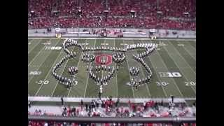 The Ohio State University Marching Band - TBDBITL Halftime 10-6-12 Video games Nebraska - YouTube