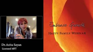 Happy Family Webinar