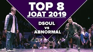 Abnormal vs D-Soul – JOAT 2019 TOP 8