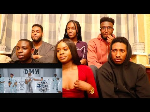 Davido - Flora My Flawa ( REACTION VIDEO ) || @iam_Davido @Ubunifuspace