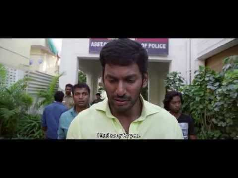 Indrudu Official Trailer | Vishal | Lakshmi Menon | G.V. Prakash