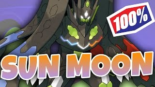 Pokemon Showdown SUN MOON Live: PERFECT ZYGARDE THE GOD w/ CBB by Thunder Blunder 777