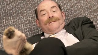 Rick, the number one curator on the internet, presents a montage of cats hitting guys in the balls... Full On Koechner is a series from the star of Anchorman...