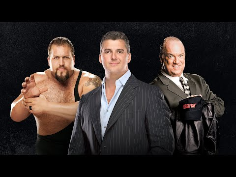 Paul Heyman, Shane McMahon and the relaunch of ECW: WWE Untold