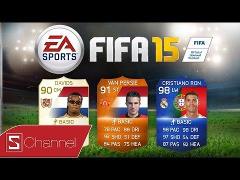 FIFA 15 Ultimate Team : Games bóng đá đỉnh cao