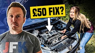 Can We Fix An Overheating Car For £50? by Car Throttle