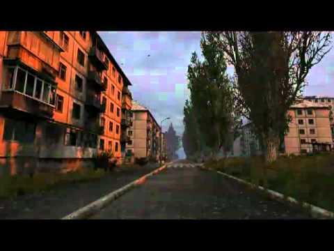 S.T.A.L.K.E.R. Тень Чернобыля - Техно-демо игры, 2004 год