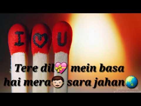 Status legais - Pahla pyar tu mera ; love whatsapp status ; by my status