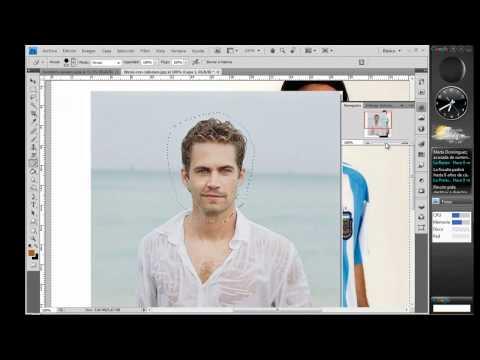monteje de cambiar caras.photoshop cs4.(HD)