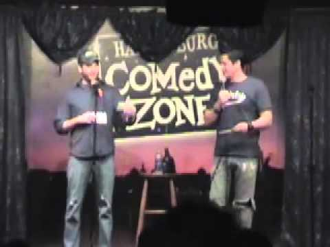 The Saints and Sinners Comedy Tour: Questions Nov 2010