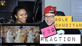 Bole Chudiyan - K3G - Amitabh, Shah Rukh, Kareena, Hrithik Reaction Pt.1 Video