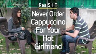 Video Never Order A Cappuccino For Your Hot Girlfriend - RealSHIT MP3, 3GP, MP4, WEBM, AVI, FLV Oktober 2017