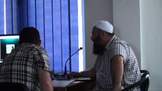 Pyetje Përgjigje me Hoxhë Bekir Halimi në Radio Dëshmia (17 Korrik 2013)