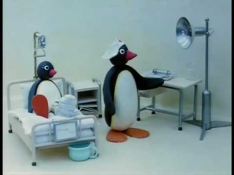 Pingu - Visits The Hospital