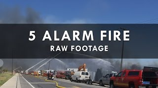 Nonton 5 Alarm Fire By Salt Lake City Airport    Raw Footage Film Subtitle Indonesia Streaming Movie Download