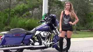 10. Used 2007 Harley Davidson Street Glide Motorcycles for sale