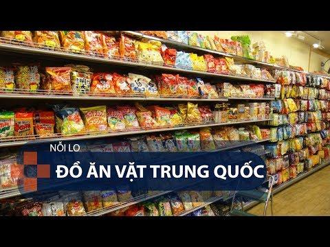 Nỗi lo đồ ăn vặt Trung Quốc | VTC1 - Thời lượng: 93 giây.