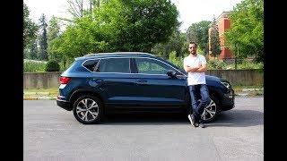 Seat Ateca 1.4 TSi DSG ACT 4Drive, İspanyol markanın ilk SUV modeli! Sürüş izlenimi, VW Tiguan ve Seat Leon ile ortak noktaları ve tüm detayları bu videoda!İzledikten sonra beğenmeyi, kanalıma abone olmayı ve bildirimleri açmayı unutmayın...İyi seyirler!www.fatihinotomobilleri.comwww.instagram.com/sfatihtanwww.facebook.com/fatitanwww.twitter.com/sfatihtan