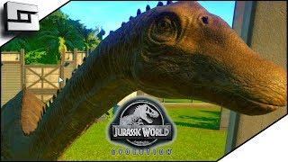 Jurassic World Evolution! Diplodocus! Not A Dilo! Ep 10
