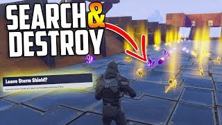 *NEW* Blind Trading Search & DESTROY Edition (I took an L) - Fortnite Save The World