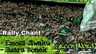 Video RASA EROPA..!! Makin Berkelas BONEK Green Nord 2x45 menit Bernyanyi | Persebaya vs PSM Makassar MP3, 3GP, MP4, WEBM, AVI, FLV November 2018