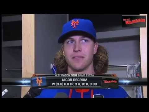 Video: W.B. Mason Post Game Extra: Mets Sweep Braves