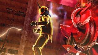 Kamen Rider Battride War Genesis   Ghost   Drive Gameplay   Hell