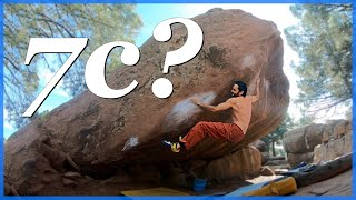 Back To 7C? - Albarracin Bouldering 7 by The Climbing Nomads