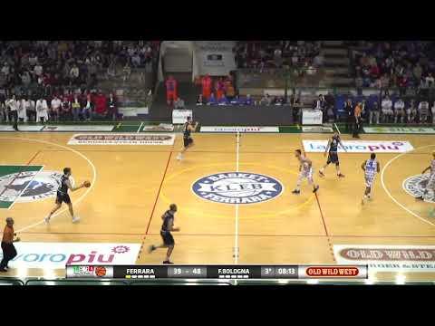 Fortitudo, gli highlights del match contro Ferrara