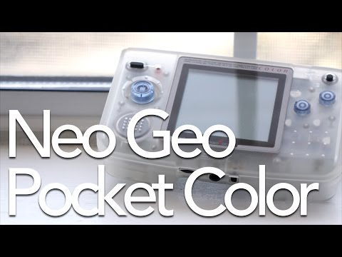 Neo Geo Pocket Color: Taking On the King