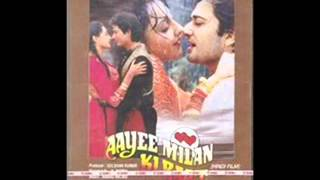 Video Kitne Dinon Ke Baad Hai Aayi - Ayee Milan Ki Raat (1991) - Full Song MP3, 3GP, MP4, WEBM, AVI, FLV September 2019