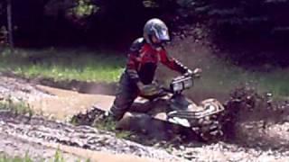 9. 2005 polaris scrambler 500ho