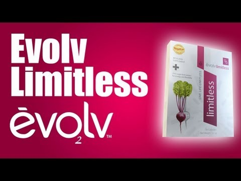 evolv limitless comercial