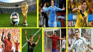 Download Video Daftar Top Skor Piala Dunia Sepanjang Masa MP3 3GP MP4