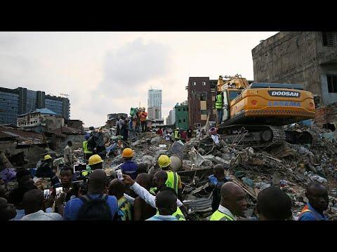 Νιγηρία: Κατάρρευση κτιρίου-Αναζητούν αγνοούμενους μαθητές…