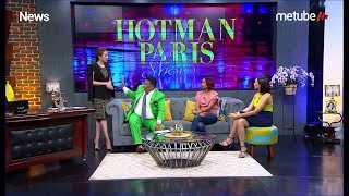 Video Hotman Paris Kaget Banyak Wanita Tertular HIV/AIDS, Penyebabnya Suami Suka Jajan Part 1B - HPS 13/06 MP3, 3GP, MP4, WEBM, AVI, FLV Juni 2019