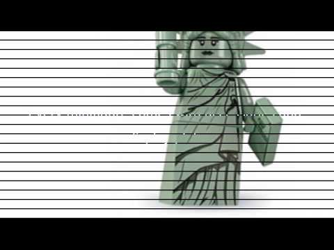 Video Video review of the Minifigures Series 6