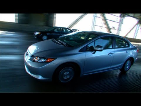 2012 honda civic hybrid review. Black Bedroom Furniture Sets. Home Design Ideas