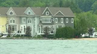 9 and 10 News featured Wally Kidd's Walloon Lake real estate listing The Shores on Walloon Lake on Amazing Northern Michigan Homes.