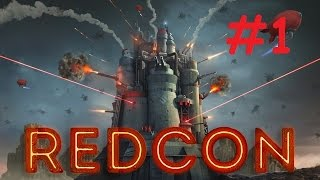 Hey there peeps. I'm starting a new series of Redcon. You command your own battle forces and bombard your foes. Lead the Empire State offensive against Traitor General and his foul rebellion. I hope you enjoy. Don't forget to hit that like and Subscribe button.