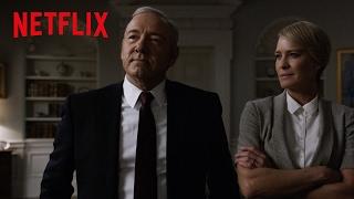 House of Cards | Season 5 Official Trailer | Netflix [HD]