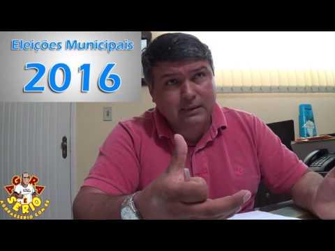 Prefeito Francisco Junior fala sobre a derrota , traição e ingratidão