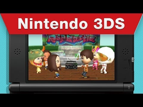 3DS - Official Website: http://tomodachi.nintendo.com Like Nintendo on Facebook: http://www.facebook.com/Nintendo Follow us on Twitter: http://twitter.com/Nintendo...