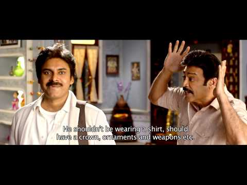 Official Trailer : Gopala Gopala